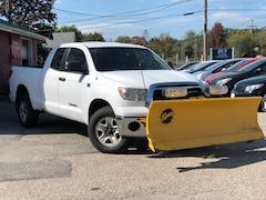 2010 Toyota Tundra W/ Plow Truck Double Cab