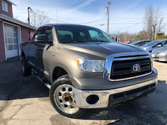 2010 Toyota Tundra 5.7L V8 w/Plow Truck Double Cab