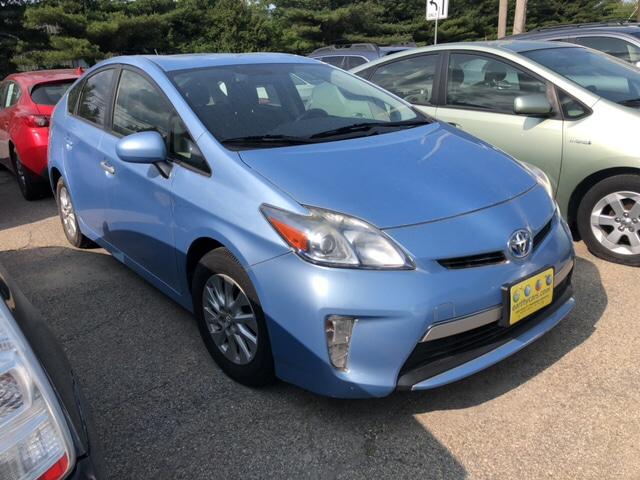 2012 Toyota Prius Plug-in Hatchback JTDKN3DP1C3028251
