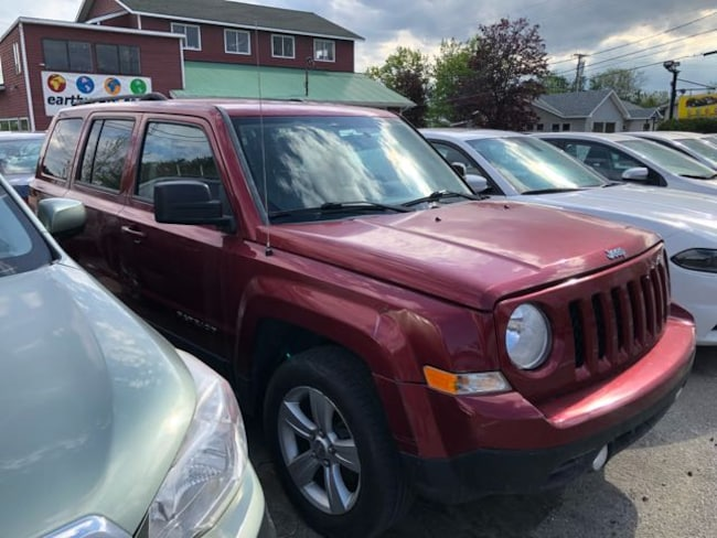 Used 2013 Jeep Patriot Sport SUV 1C4NJRBB5DD193363 for sale Williston near Burlington, VT
