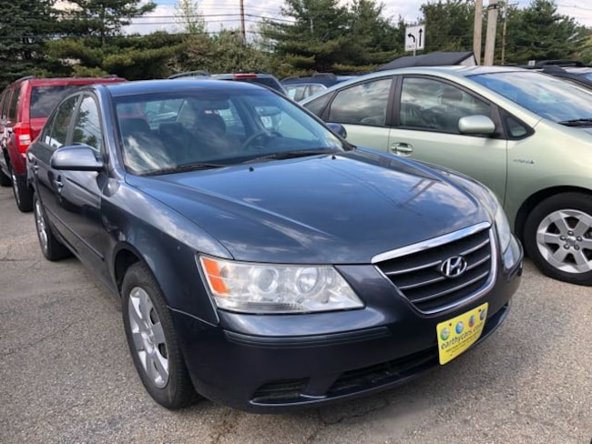 Used 2009 Hyundai Sonata GLS Sedan 5NPET46C09H524822 for sale Williston near Burlington, VT