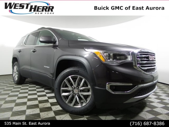 New 2018 GMC Acadia SLE-2 SUV Buffalo NY