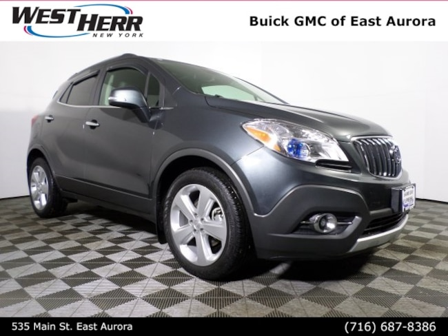2016 Buick Encore Leather SUV Used Car
