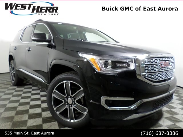 West Herr East Aurora >> 2019 GMC Acadia For Sale in Orchard Park NY | West Herr ...