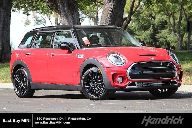 2019 MINI Clubman Cooper S ALL4 Cooper S ALL4