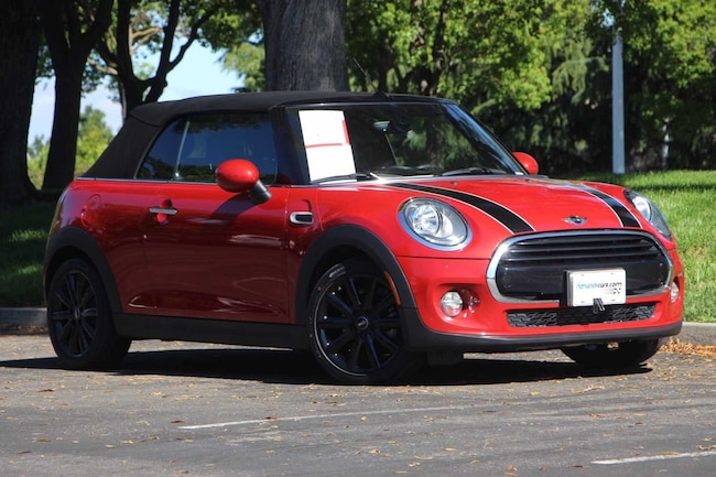 Used 2016 MINI Convertible 2dr Convertible in Charleston