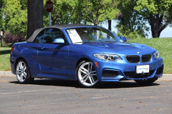 Used 2016 BMW 228i 228i Convertible for sale in Charlotte