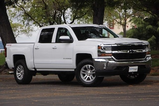 Used 2017 Chevrolet Silverado 1500 LT Truck Crew Cab M22066PT for sale in Cary, NC
