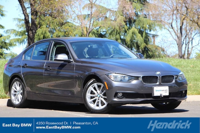 Bmw 320I 2016 >> Used 2016 Bmw 320i For Sale At Hendrick Automotive Group Vin