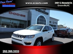 2019 Jeep Compass SPORT FWD Sport Utility In Greenville, NC