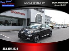 2018 FIAT 500X POP BLUE SKY EDITION FWD Sport Utility In Greenville, NC