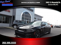 2019 Dodge Charger SCAT PACK RWD Sedan In Greenville, NC
