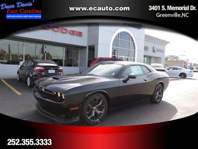 2019 Dodge Challenger GT Coupe Greenville, NC