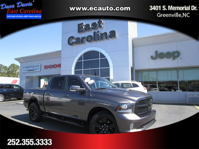 used 2017 ram 1500 night edition for sale