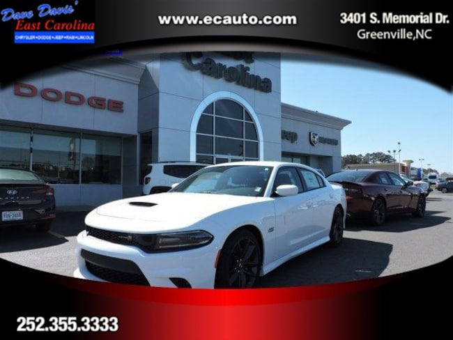 2019 Dodge Charger SCAT PACK RWD Sedan Greenville, NC