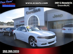 Used 2017 Dodge Charger SXT Sedan in Greenville, NC