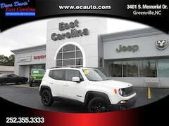 Used 2017 Jeep Renegade Altitude SUV in Greenville, NC
