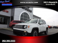 2018 Jeep Renegade LATITUDE 4X2 Sport Utility In Greenville, NC