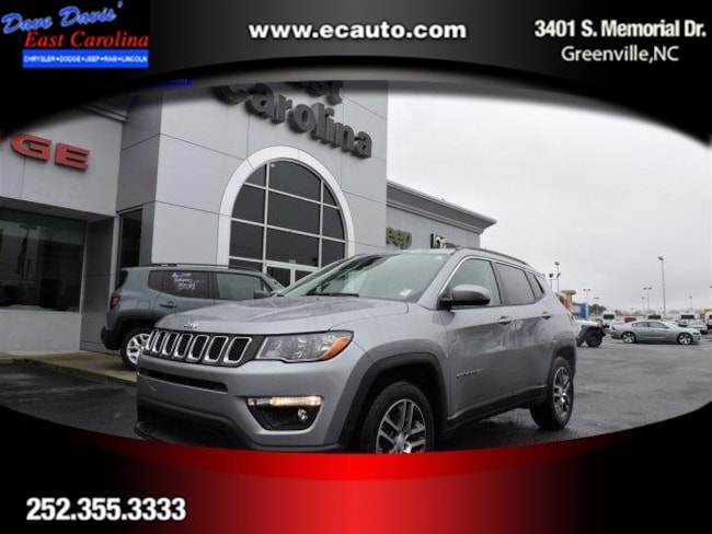 2019 Jeep Compass SUN & WHEEL FWD Sport Utility Greenville, NC