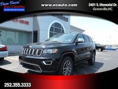 2018 Jeep Grand Cherokee LIMITED 4X2 Sport Utility In Greenville, NC
