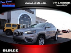 2019 Jeep Cherokee LATITUDE 4X4 Sport Utility In Greenville, NC