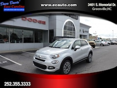 2018 FIAT 500X LOUNGE FWD Sport Utility In Greenville, NC