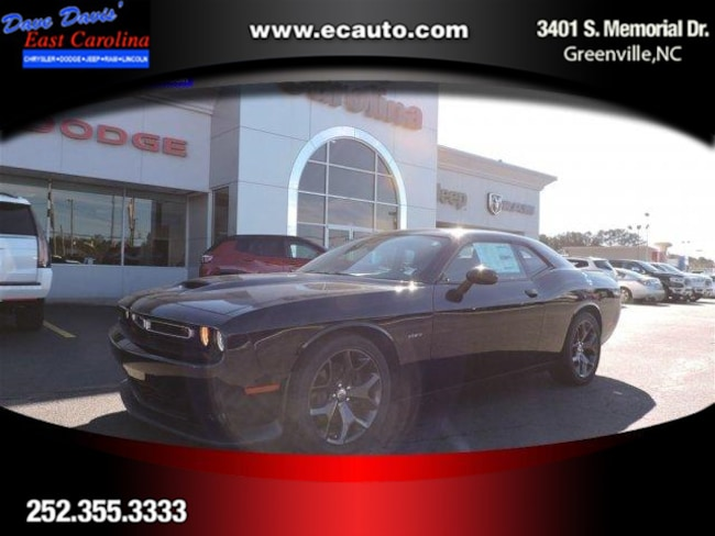 2019 Dodge Challenger R/T Coupe Greenville, NC
