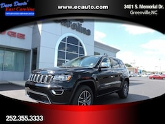 2018 Jeep Grand Cherokee LIMITED 4X4 Sport Utility In Greenville, NC