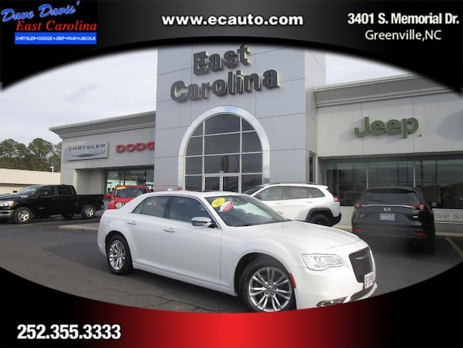 Certified Pre-Owned 2017 Chrysler 300C C Sedan for sale in Washington, NC