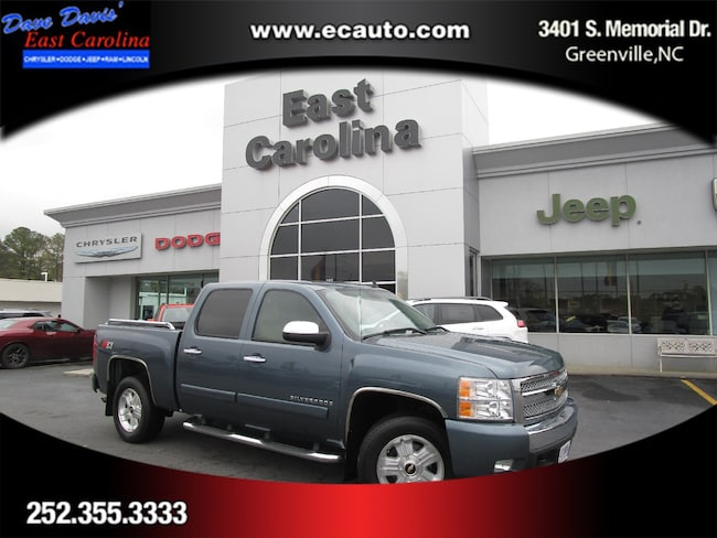 Pre-Owned 2008 Chevrolet Silverado 1500 Truck Crew Cab for sale in Washington, NC