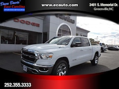 2019 Ram 1500 BIG HORN / LONE STAR CREW CAB 4X2 5'7 BOX Crew Cab In Greenville, NC