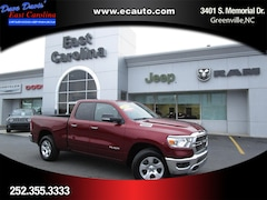 Used 2019 Ram 1500 Big Horn/Lone Star Truck Quad Cab in Greenville, NC