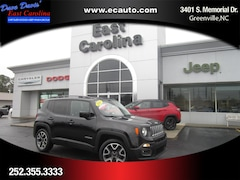 Used 2016 Jeep Renegade Latitude SUV in Greenville, NC