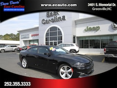 Used 2016 Dodge Charger Road/Track Sedan in Greenville, NC