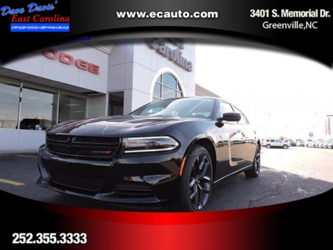 2019 Dodge Charger SXT RWD Sedan Greenville, NC