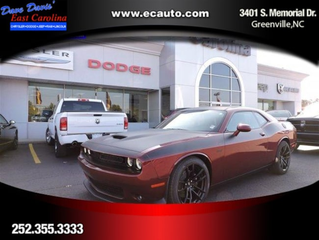 2019 Dodge Challenger R/T SCAT PACK Coupe Greenville, NC