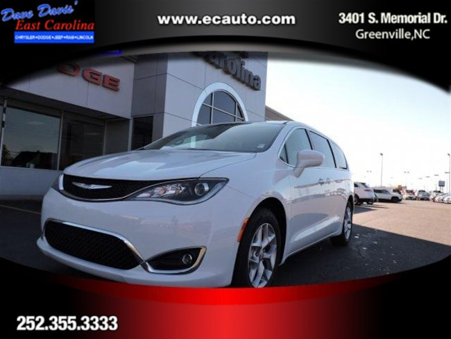 2019 Chrysler Pacifica TOURING PLUS Passenger Van Greenville, NC