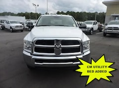 2018 Ram 3500 TRADESMAN CREW CAB CHASSIS 4X4 172.4 WB Crew Cab In Greenville, NC