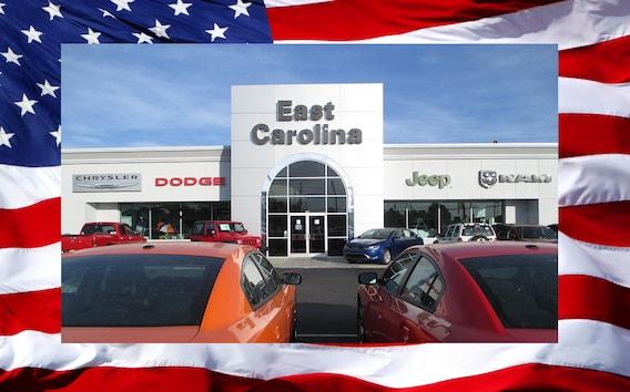 New Car Specials Greenville Nc East Carolina Cdjr