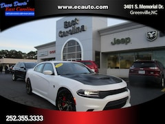 Used 2015 Dodge Charger SRT Hellcat Sedan in Greenville, NC