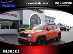 2018 Jeep Renegade ALTITUDE 4X2 Sport Utility In Greenville, NC
