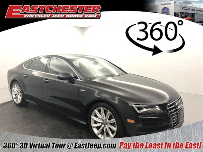 Used 2013 Audi A7 3.0T Premium Hatchback for sale in Bronx, NY