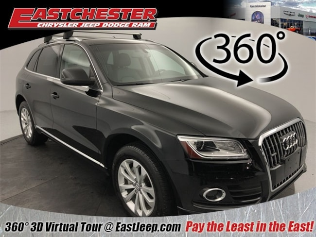 Used 2014 Audi Q5 2.0T Premium SUV for sale in Bronx, NY