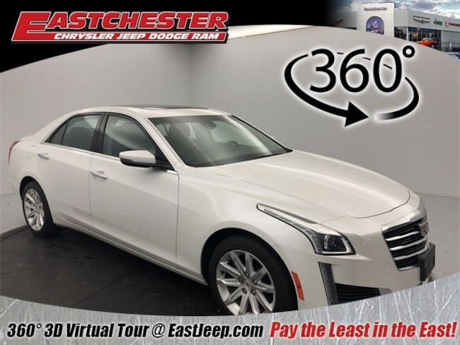 Used 2015 Cadillac CTS 2.0L Turbo Luxury Sedan for sale in Bronx, NY