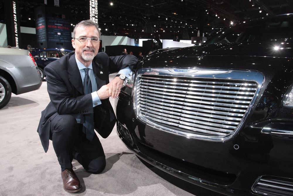 Eastchester Custom Chrysler 300 Grilles