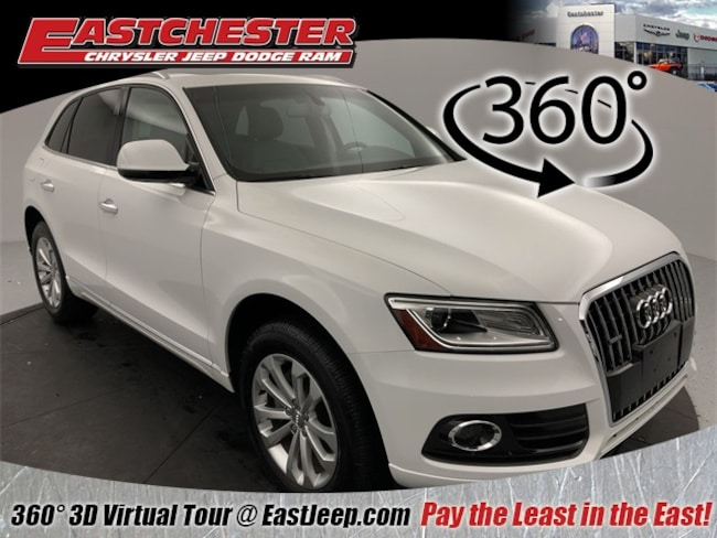 Used 2016 Audi Q5 2.0T Premium SUV for sale in Bronx, NY
