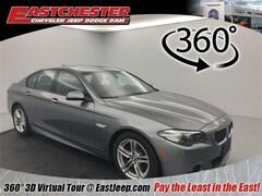 Used 2015 BMW 5 Series 528i Xdrive Sedan U90024 for sale in the Bronx