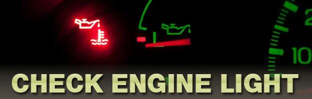 Check Engine Light ...
