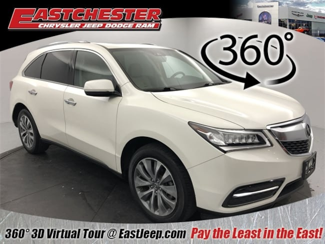 Used 2016 Acura MDX 3.5L SUV for sale in Bronx, NY