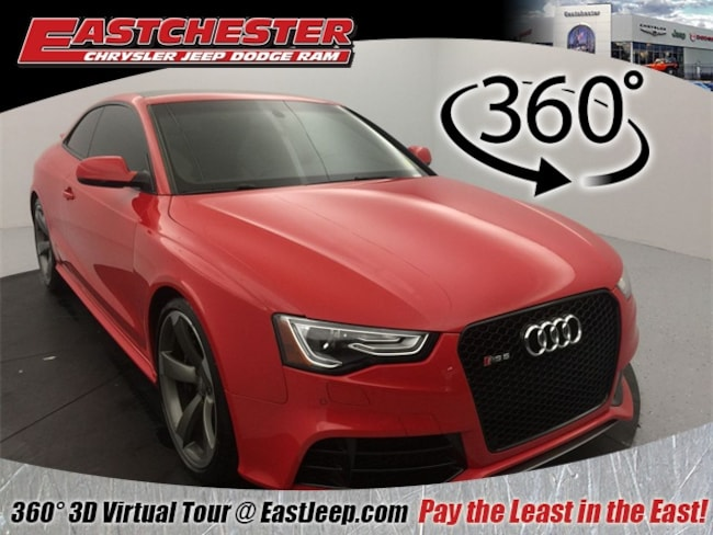 Used 2013 Audi RS 5 4.2 Coupe for sale in Bronx, NY